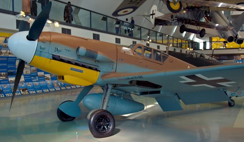 1942 - Messerschmitt Bf 109G-2 10639, Hendon, 18 September 2007 2