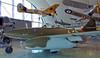 1945 - Messerschmitt Me 262-2A Schwalbe (Swallow) jet fighter 112372, Hendon, 18 September 2007 3