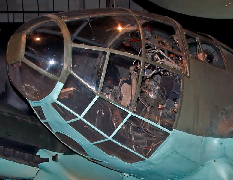 1944 - Heinkel  He 111H-20 / R1 transport 701152, Hendon, 18 September 2007 2
