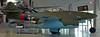 1945 - Messerschmitt Me 262-2A Schwalbe (Swallow) jet fighter 112372, Hendon, 18 September 2007 2