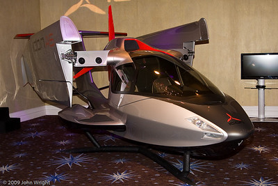The A5 Light Sport aircraft by Icon