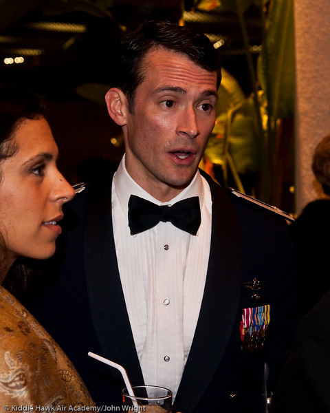 Lt. Col. Paul Moga and wife Amanda