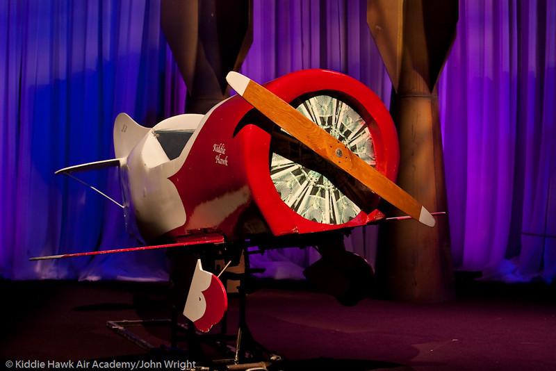 Original Kiddie Hawk Air Academy trainer