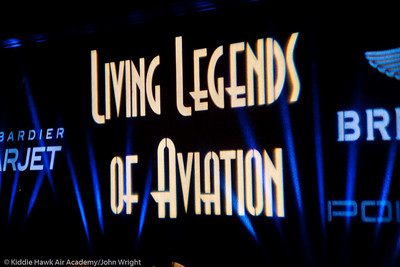 Living Legends of Aviation benefiting the Kiddie Hawk Air Academy