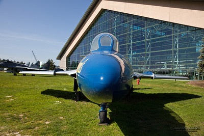 Evergreen Aviation Museum in McMinnville, Oregon, USA