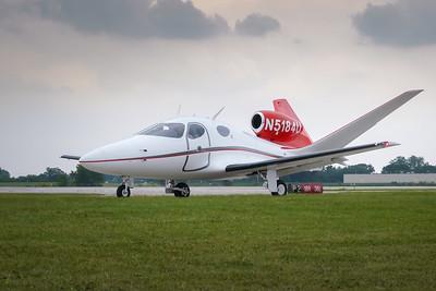 Eclipse Concept Jet