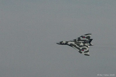 Farewell to the Vulcan