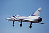 French Air Force Dassault Mirage 2000 02, Farnborough airshow, September 1980.