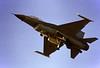 USAF General Dynamics F-16B Fighting Falcon 78-0089, Farnborough airshow, September 1980 1.