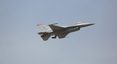 USAF General Dynamics F-16C Fighting Falcon, 91-0361 - 22/07/18