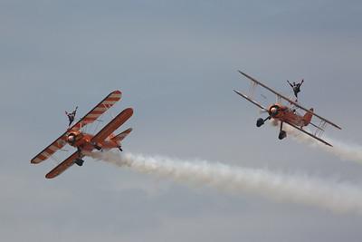 Breitling Wing Walkers - 22/07/18