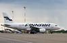 Finnair Airbus A319-100 OH-LVA, Helsknki airport, Sat 11 July 2015 - 1750.