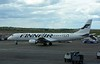 Finnair Embraer ERJ-190 OH-LKI, Helsinki airport, Sat 11 July 2015 - 1623.