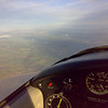 Routing along the Solway coast, approaching Annan before turning towards Carlisle