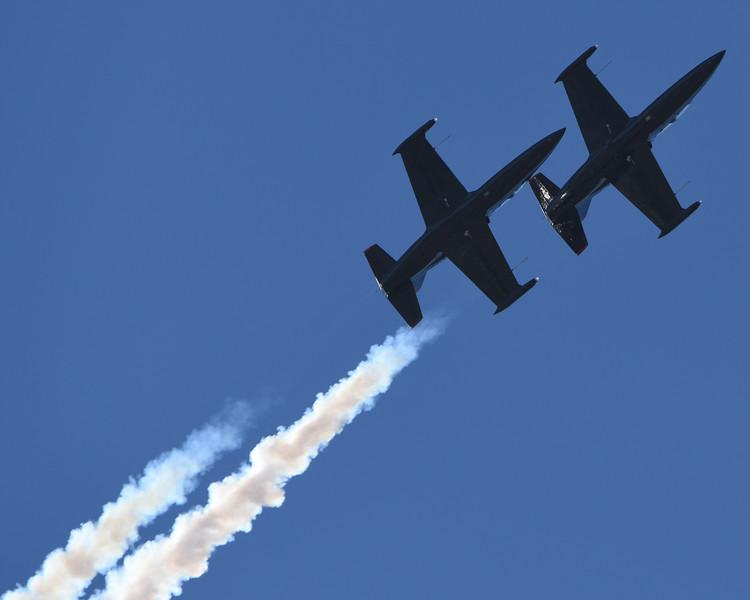 Patriots Jet Team at SF Fleet Week