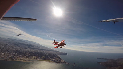 Fleet Week SF 2015 Behind the Scenes