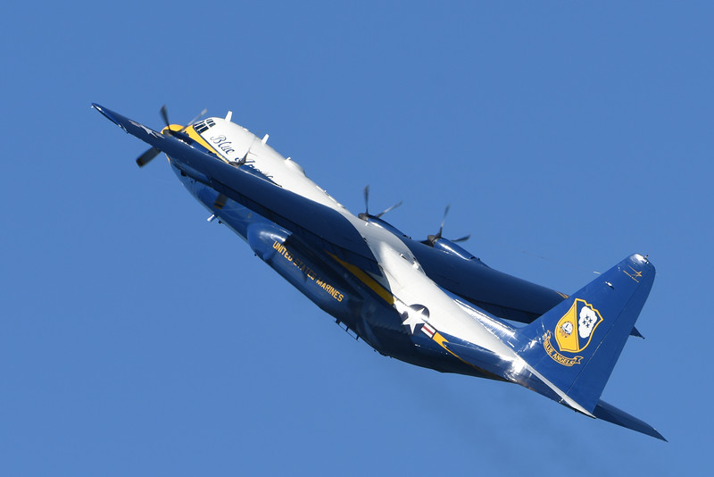 Fat Albert of the Blue Angels