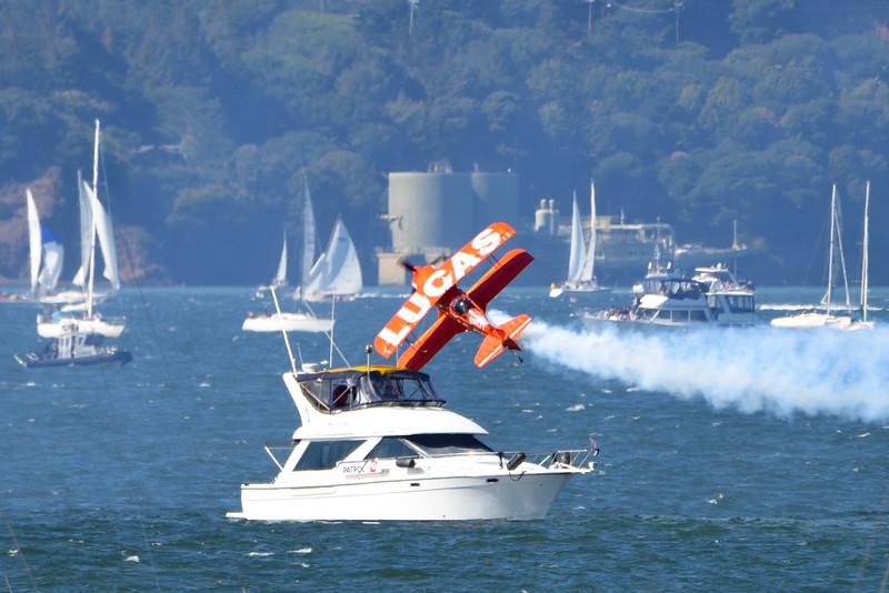 Michael Wiskus flying the Lucas Oil Pitts S-1-11b