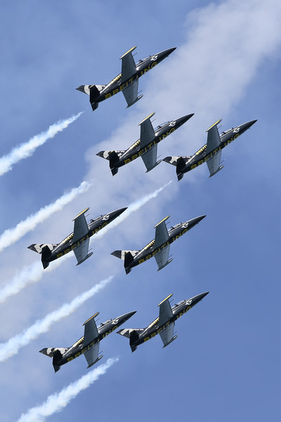 Breitling Jet Team - SF Fleet Week 2016