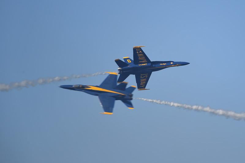 Blue Angels - SF Fleet Week 2016