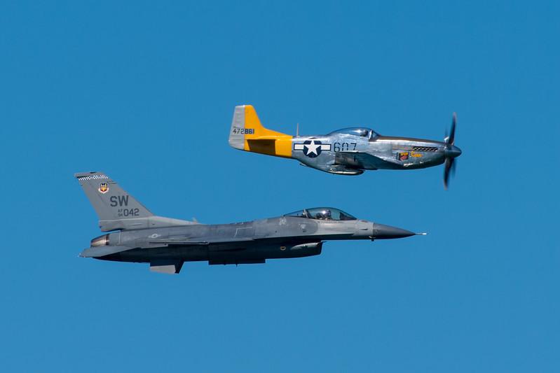 Heritage Flight - SF Fleet Week 2017