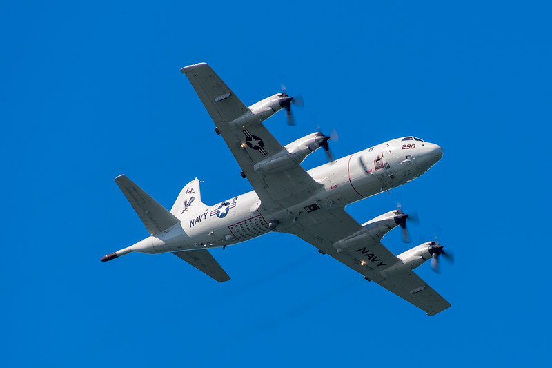 US Navy P-3C Orion