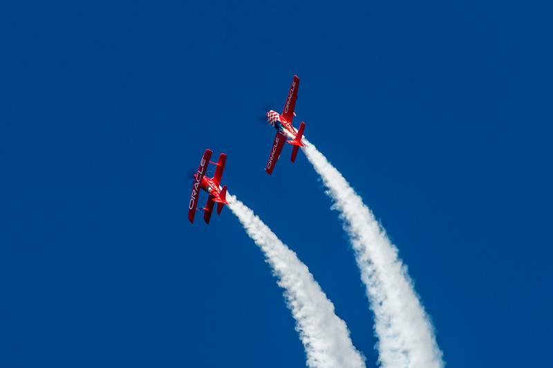 Team Oracle Airshows