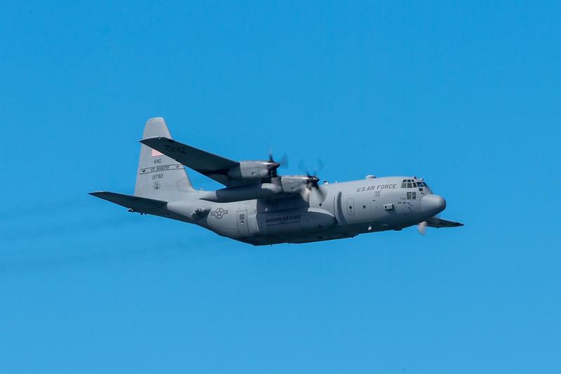 US ANG C-130H