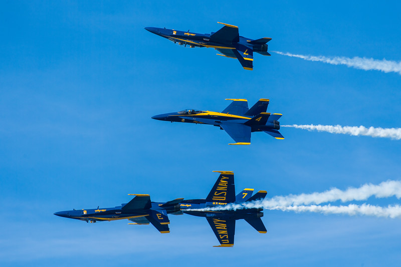 US Navy Blue Angels