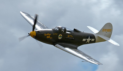 Flying Legends fighters, 2008