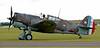 Curtiss 75 Hawk / G-CCVH, Duxford, 13 July 2008 3