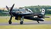 Grumman F8F-2P Bearcat / G-RUMM, Duxford, 13 July 2008 2