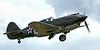 Curtiss P-40B Warhawk '284' / G-CDWH, Duxford, 13 July 2008 2
