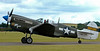 Curtiss P-40N Warhawk Little Jeanne / F-AZKU, Duxford, 13 July 2008 3