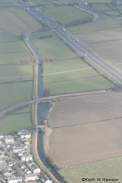 M6 crossing the River Lune