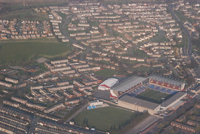 Burnley FC, Turf Moor