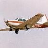 My first arrival to Oshkosh in Mooney 56U - 26 July 1989.