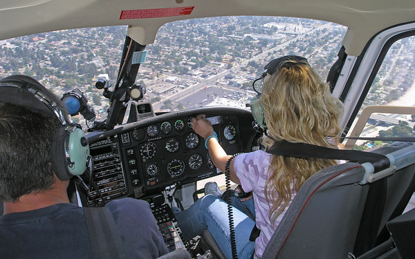 Flying with Skyfox 11 - 17 Aug 2005