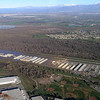 Corona Airport Flooded - 15 Jan 2005
