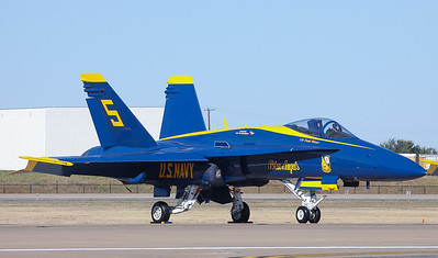 Blue Angels Boeing F/A-18C
