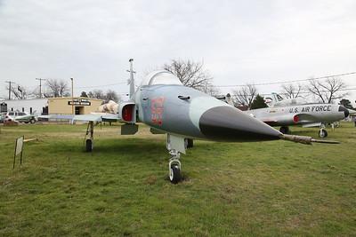 ex-USAF & USN Northrop F-5E Tiger II, 741558 - 10/03/19