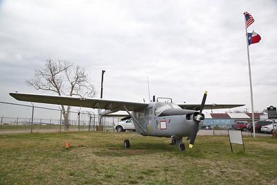 ex-USAF Cessna O-2A-CE Super Skymaster, 67-21430 - 10/03/19