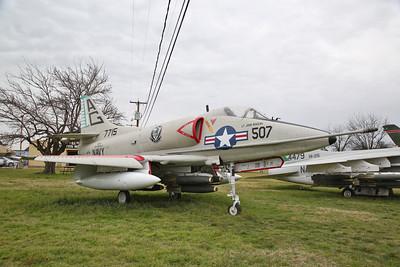 ex-USN Douglas A-4C Skyhawk, 147715 - 10/03/19