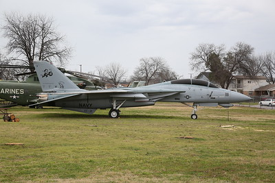 Fort Worth Aviation Museum, Meacham Airport, Fort Worth, Texas,  10th March 2019