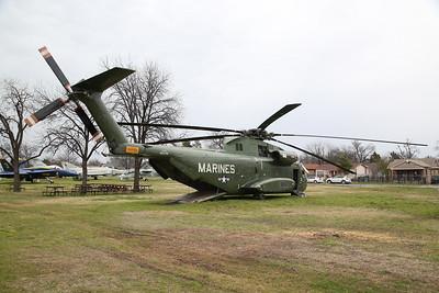ex-USMC Sikorsky CH-53A Sea Stallion, 153715 - 10/03/19