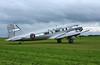 Douglas C-53D 42-47371 as [Chinese]  Civil Air Transport N8336C The Spirit of Benovia, Carpiquet aiport, Caen, 7 June 2019 1.