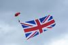 Flying the flag, Sannerville, east of Caen, France, 5 June 2019 1 - 1809.