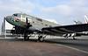 Douglas C-47A Skytrain F-FEFB as 'USAAF 42-100558 Buzz Buggy', Musee de l'Air et de l'Espace, Le Bourget, Paris, 6 February 2015 2.