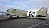 Douglas C-47A Skytrain F-FEFB as USAAF 42-100558 Buzz Buggy, Musee de l'Air et de l'Espace, Le Bourget, Paris, 6 February 2015 1.