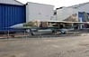 MiG-23 'red 26', Musee de l'Air et de l'Espace, Le Bourget, Paris, 6 February 2015.  German AF 20+30.